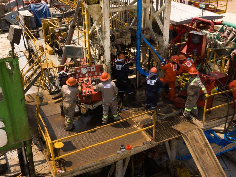 SIMMONS EDECO COMPLETES DRILLING CAMPAIGN IN MEXICO