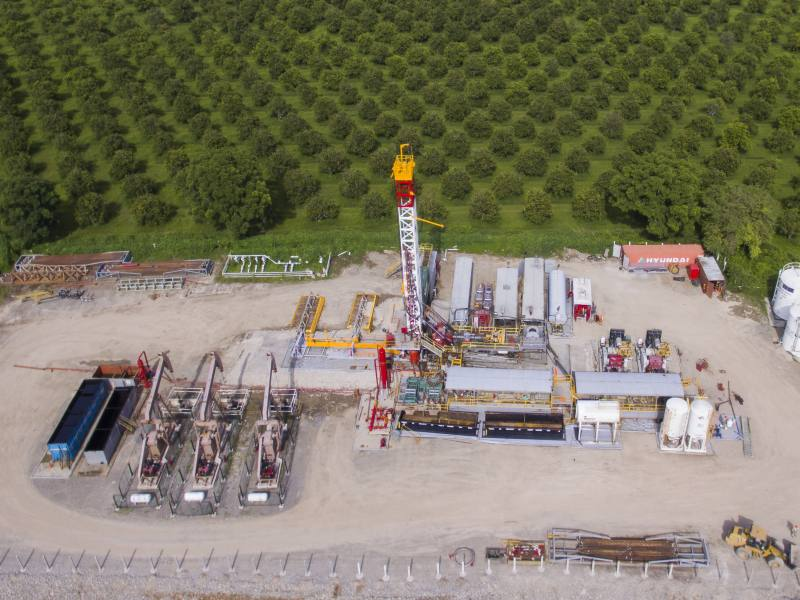 New Drilling Campaign on Track in Mexico