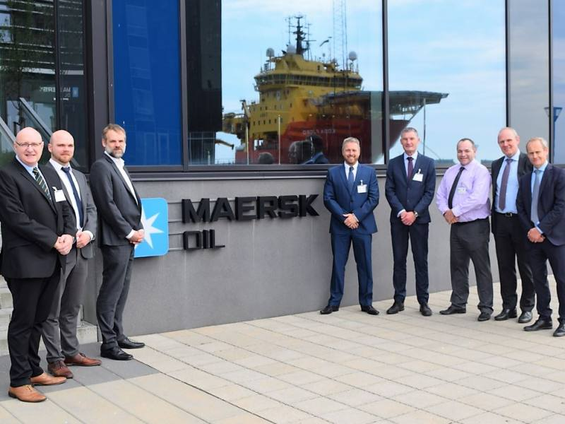 MAERSK OIL AWARDS CONTRACT TO SIMMONS EDECO