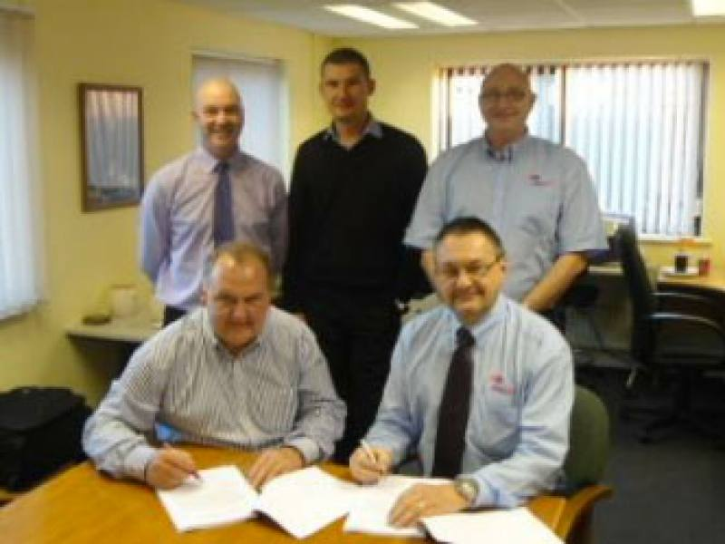 New Contract with Centrica